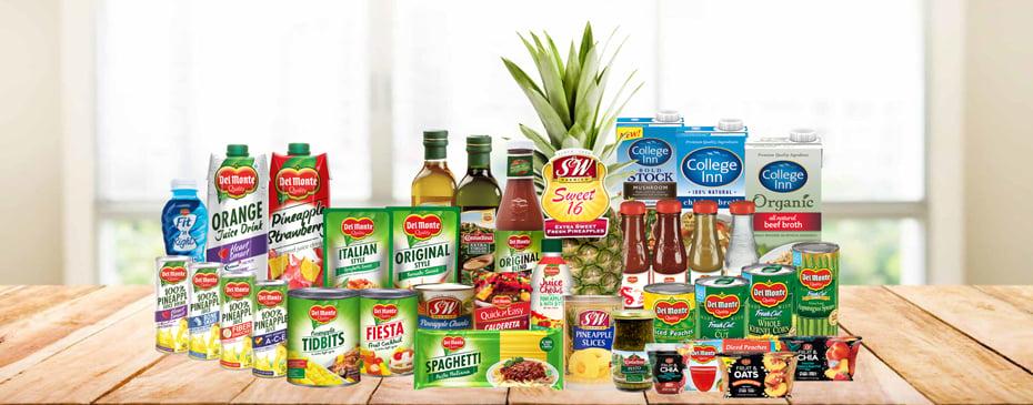 Del-Monte-Pacific--Ltd-products